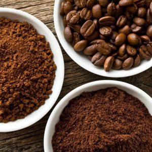 Cà phê bột nguyên chất Robusta