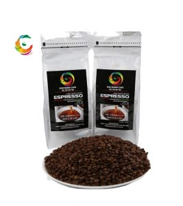Espresso coffee Beans Perfect Combination of Arabica Beans and Robusta Beans
