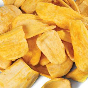 High Quality Vietnam Gaobang Jackfruit Chips/ Dried Fruit Chips Jack Fruit