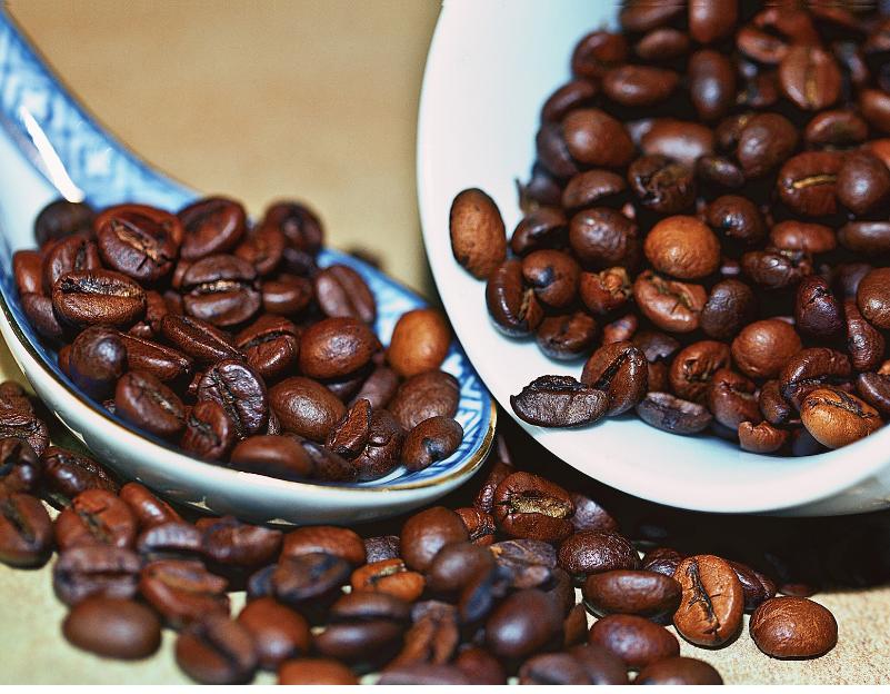 Roasted Robusta coffee S16