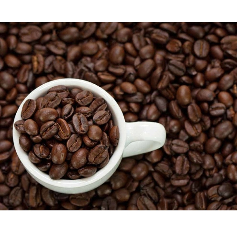 Roasted Aribica coffee bean S18