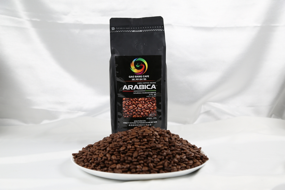 Roasted Aribica coffee bean S16