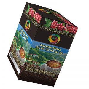 2021Best Selling Wholesale 3in1 Instant Coffee Drink Supplier - Gaobang Instant Coffee 3in1 Coffee Instant Powder 12gram Vietnam
