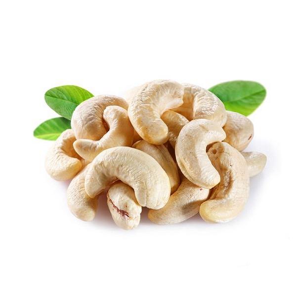 Raw cashew nuts without skin W180