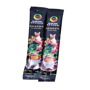 Vietnamese Weasel Legend Gaobang Instant Coffee Weasel Mix 3in1 with good price